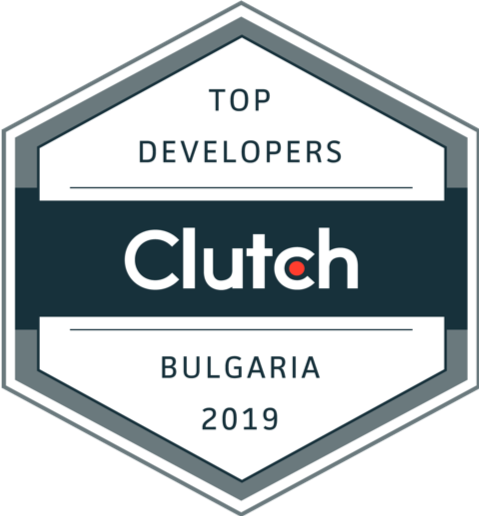 Devision rated as one of the Top Custom Software Developers in Bulgaria by Clutch